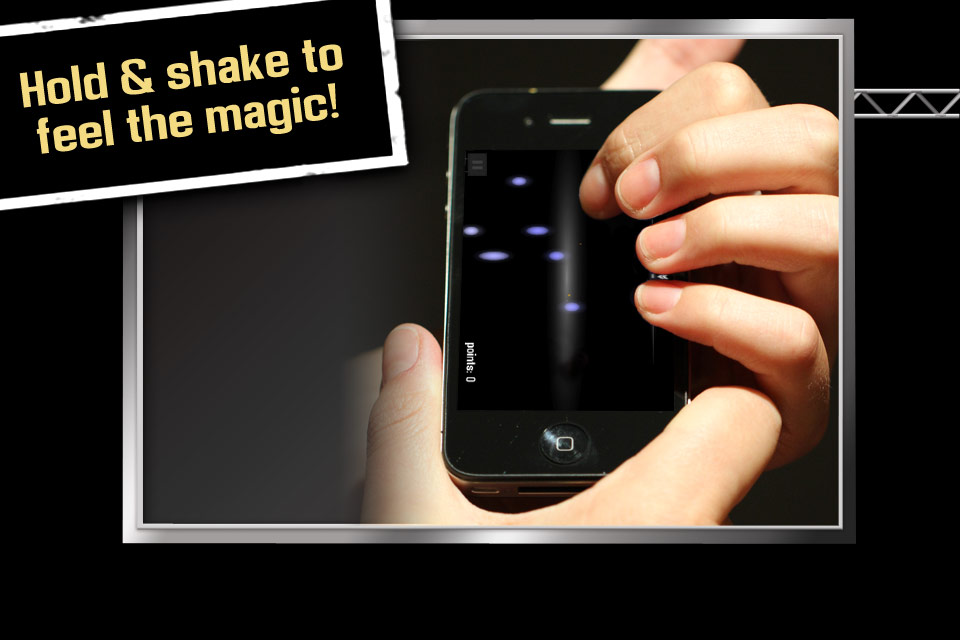 Magic Guitar screenshot 1