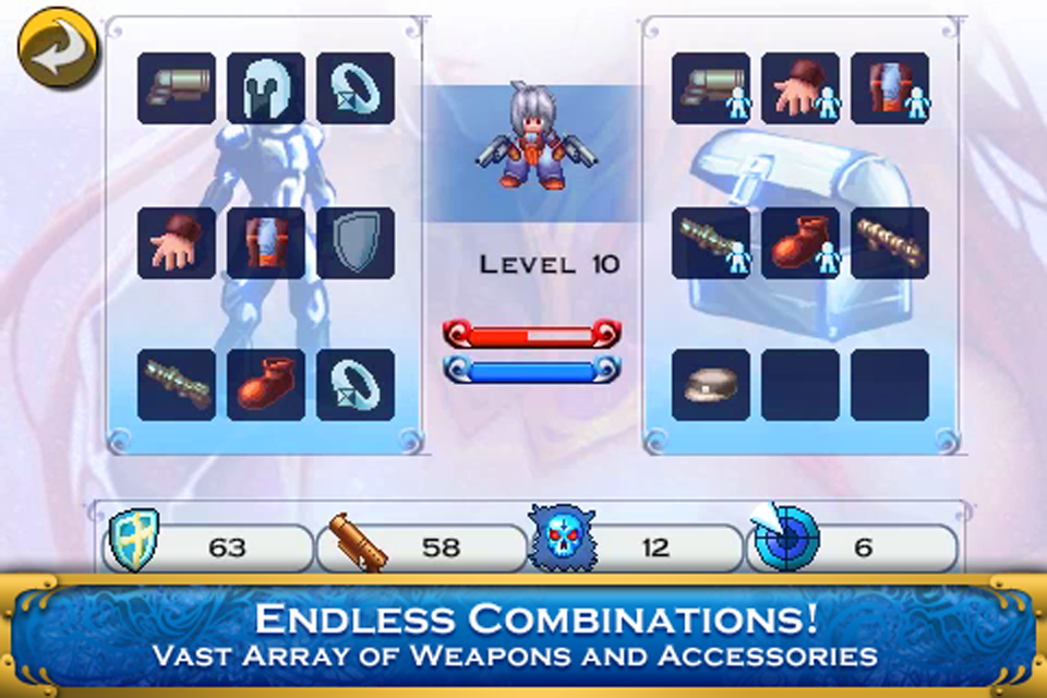 Heroes Lore™ III screenshot #2