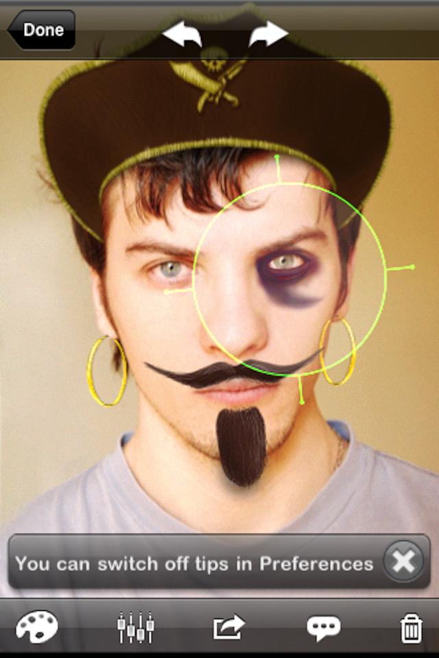 Make a Face Free Screenshot 3