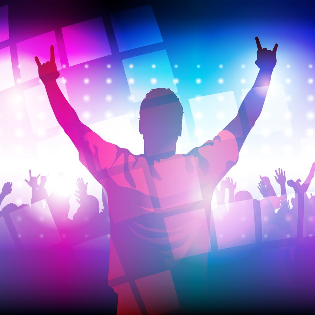 LiveTunes® - Concert Simulator