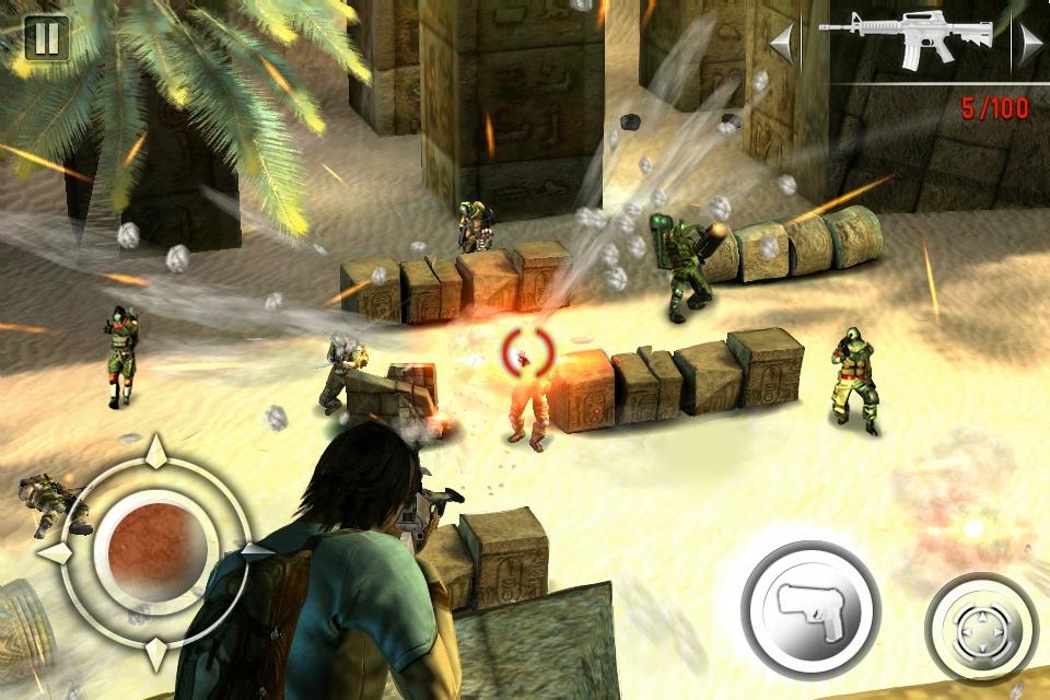 Shadow Guardian FREE screenshot 1