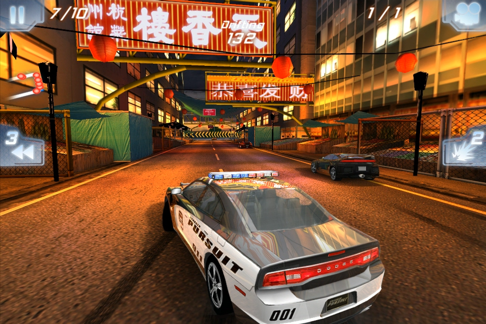 Fast Five the Movie: Official Game FREE screenshot 3