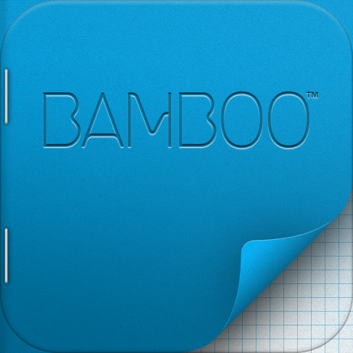 Bamboo Paper - Wacom notes for stylus