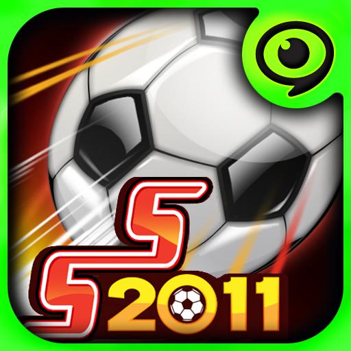 Soccer Superstars® 2011.