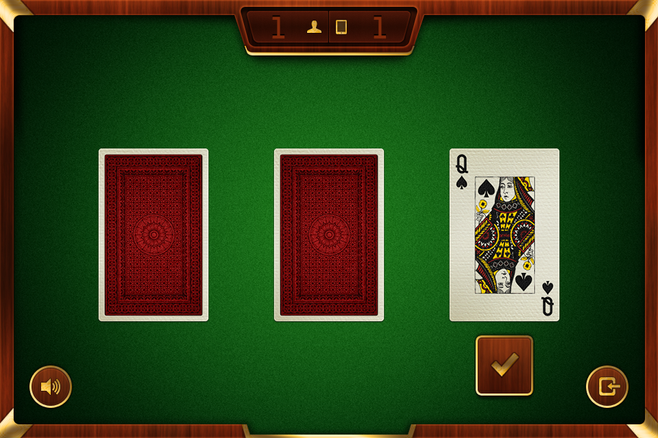 3 Card screenshot #4