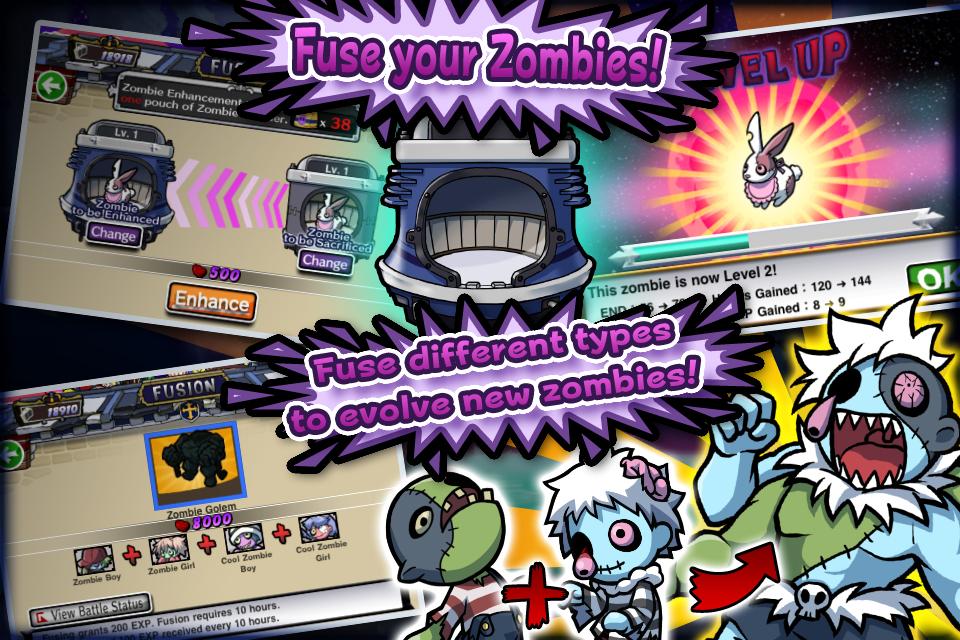 Zombie Carnival screenshot 3