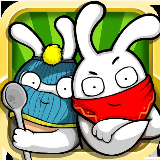 Robber Rabbits!