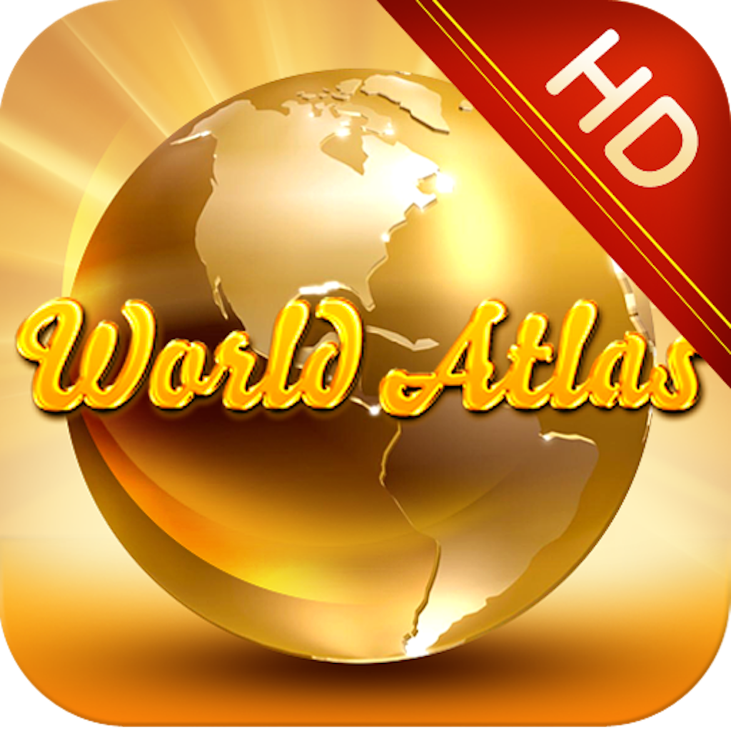 World Atlas 2013 HD