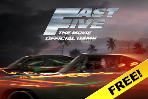 Fast Five the Movie: Official Game FREE screenshot 1