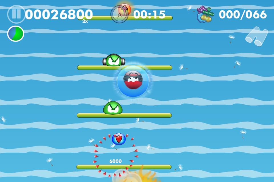 Blobster Lite screenshot 1