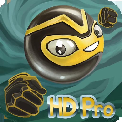 Golden Ninja HD Pro
