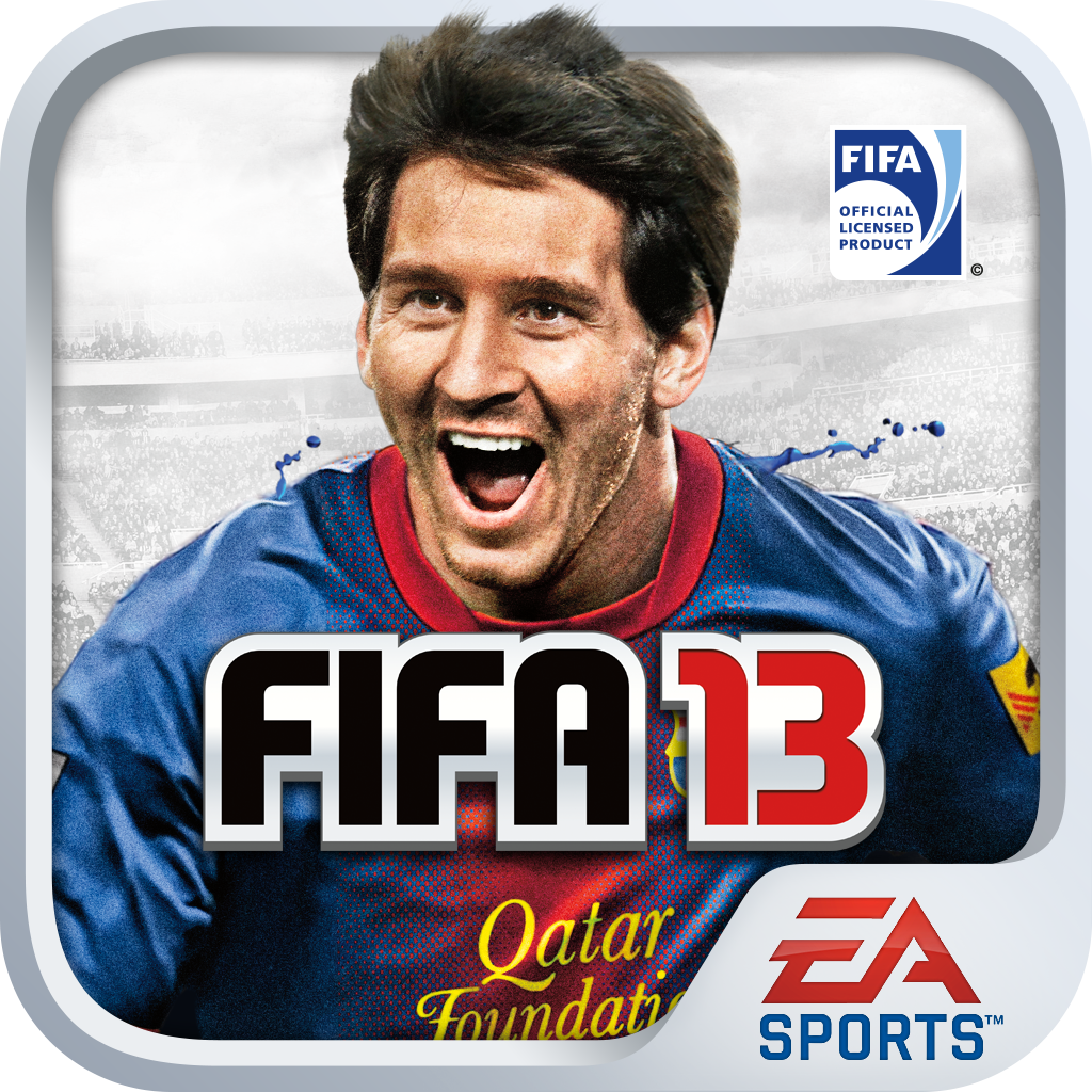 FIFA SOCCER 13 by EA SPORTS