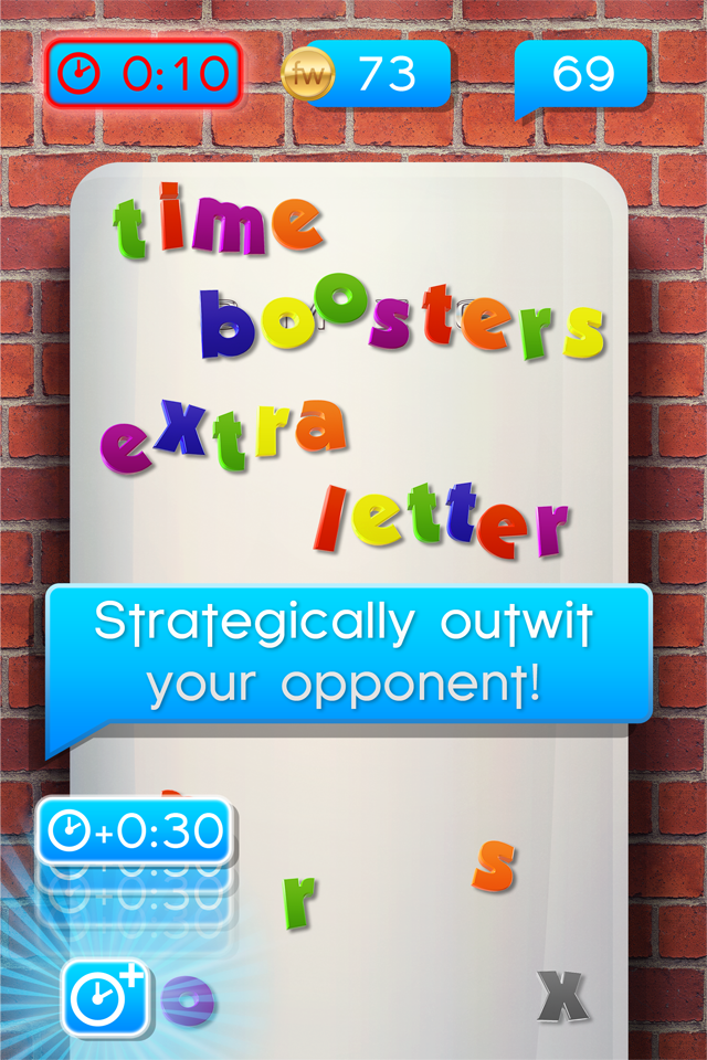 Fridge Words screenshot 4