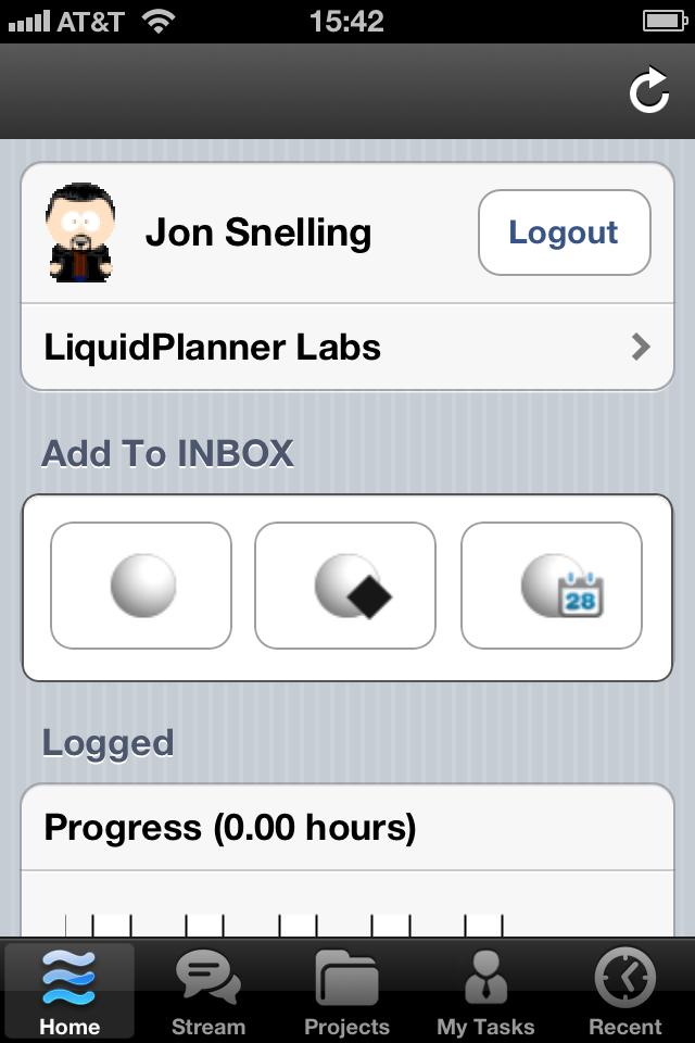 LiquidPlanner – Project Management, Scheduling, Collaboration Screenshot