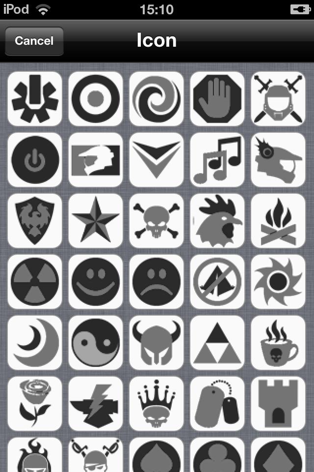 Halo: REACH Emblem Generator | Apps | 148Apps