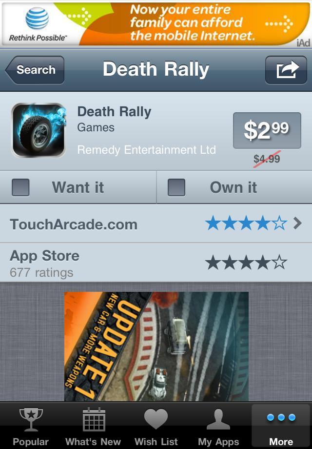 AppShopper screenshot #5