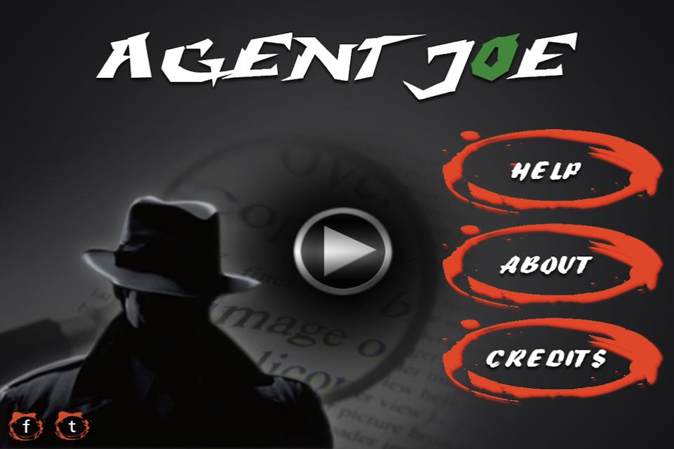 Agent Joe Spot It Out Screenshot