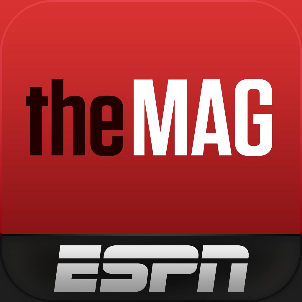 ESPN the Magazine for iPad