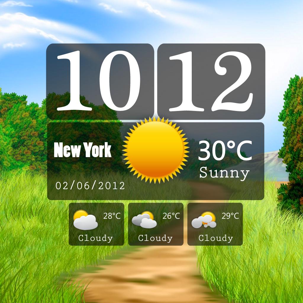 Amazing Weathers Daily Pro