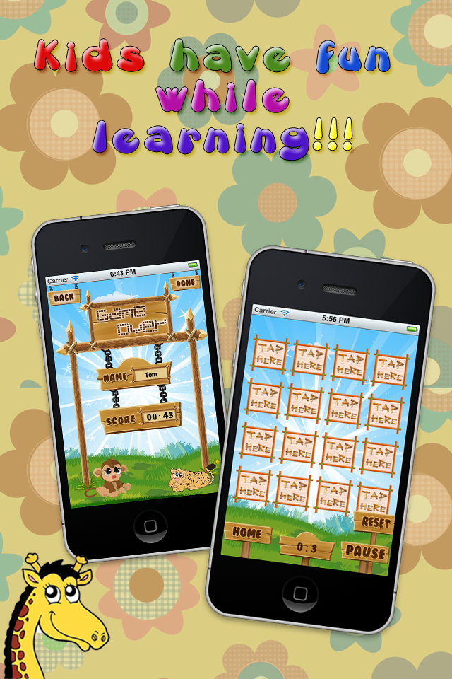 5-in-1 Memory Game Lite screenshot 3