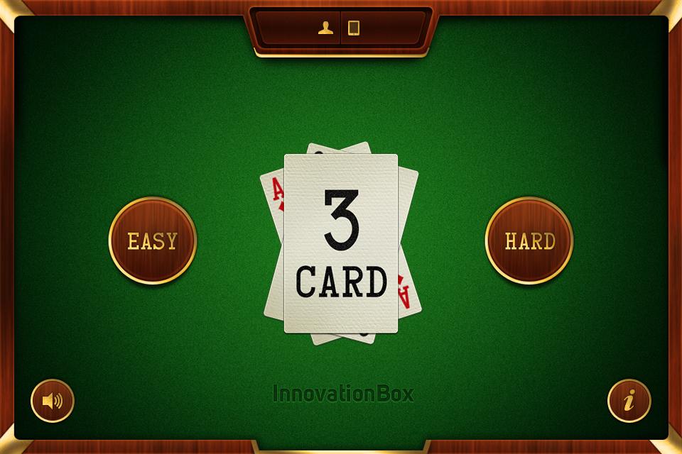 3 Card screenshot #1