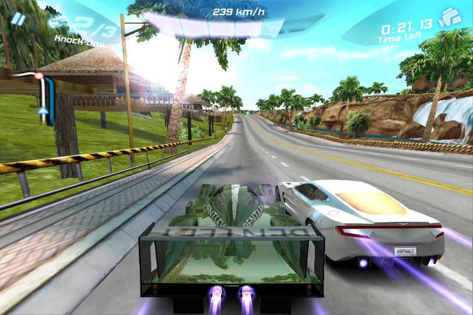 Asphalt 6: Adrenaline FREE screenshot 1