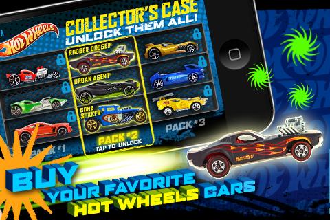 Team Hot Wheels Flame Riders™ screenshot 3