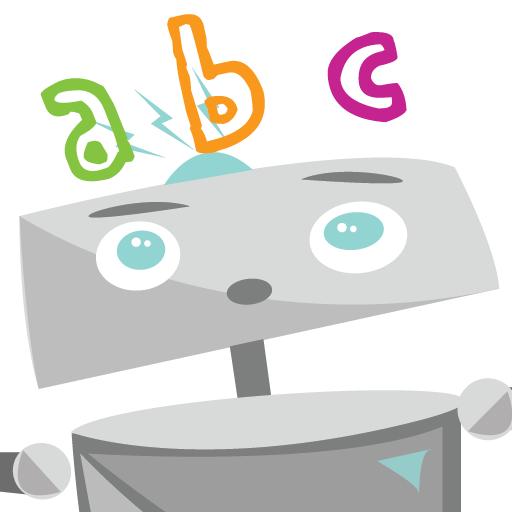 Robot ABCs with Jinxie