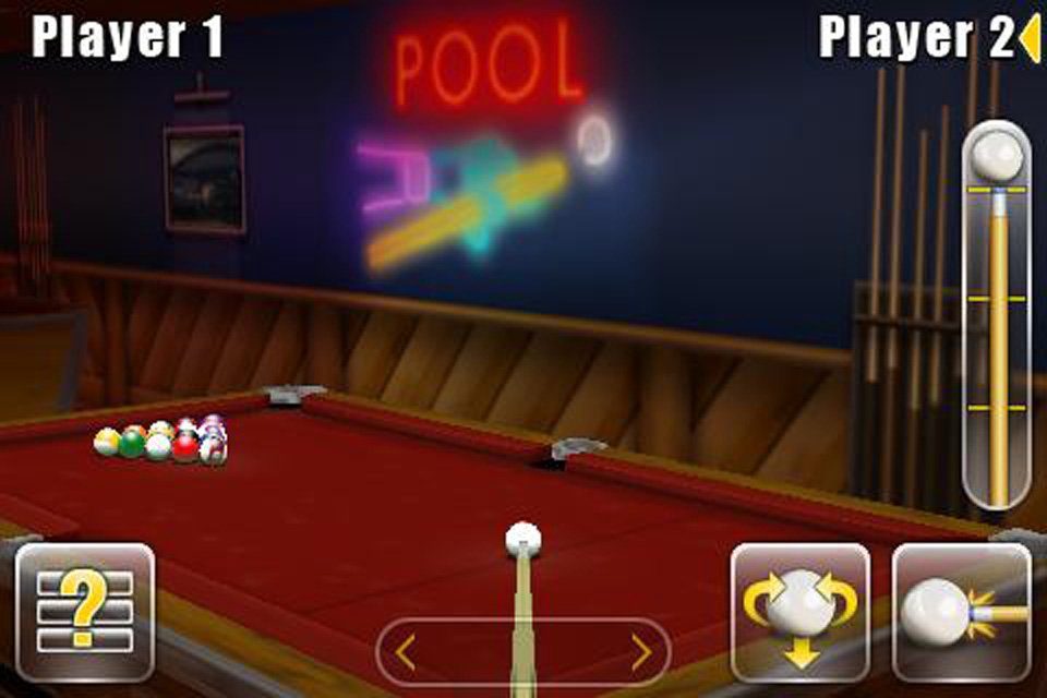 Anytime Pool screenshot #2