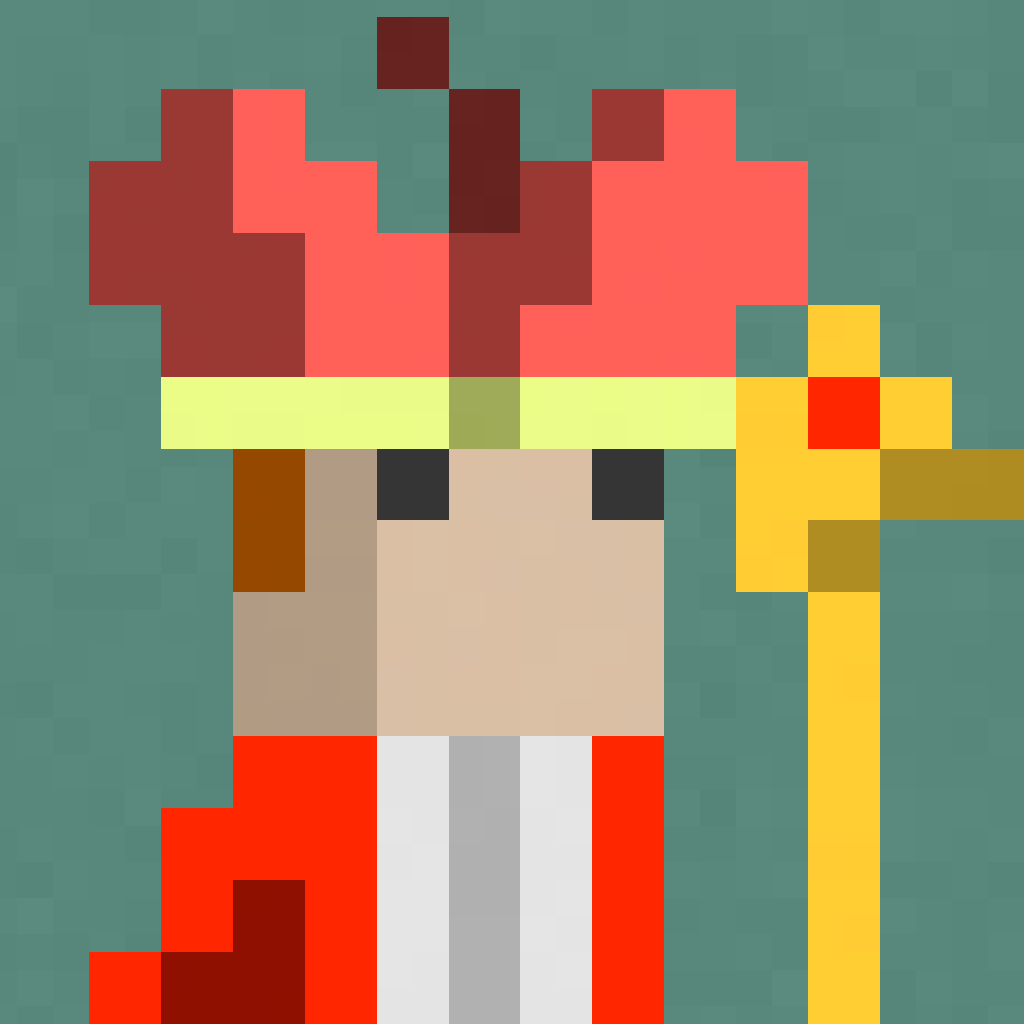 Pixel Warrior