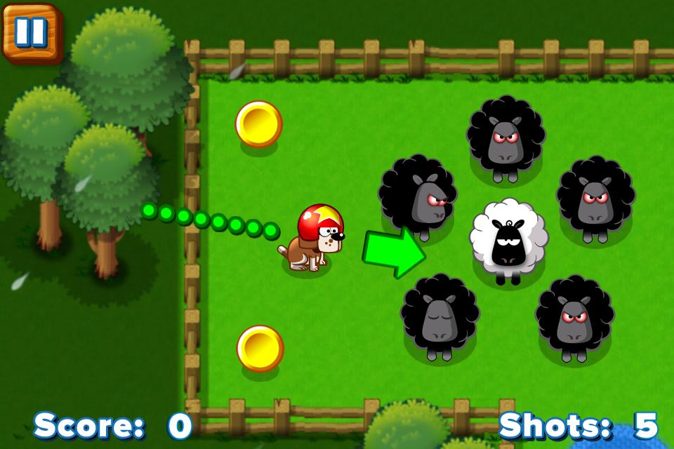 Sticky Sheep™ Lite screenshot 3