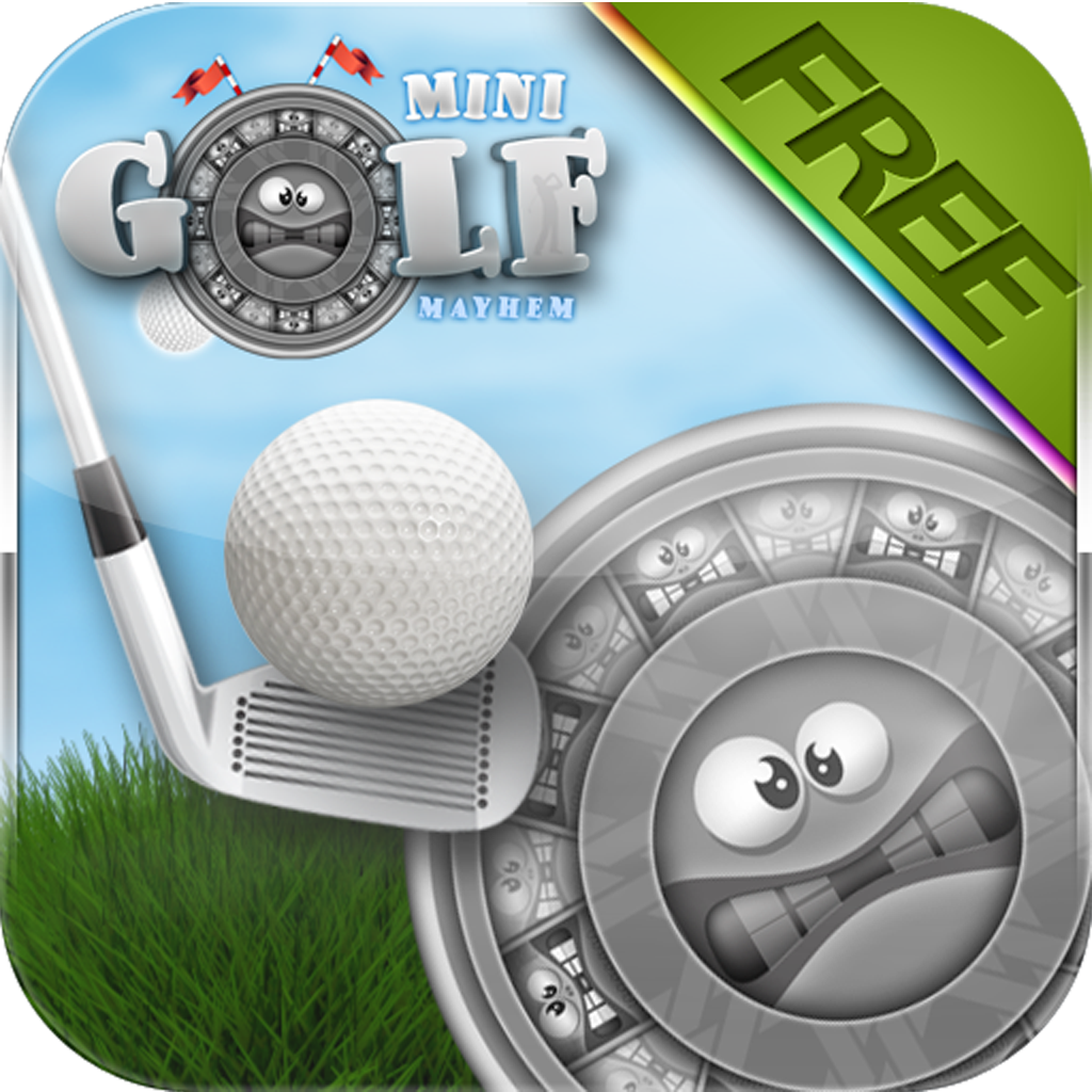 Mini Golf Mayhem Free