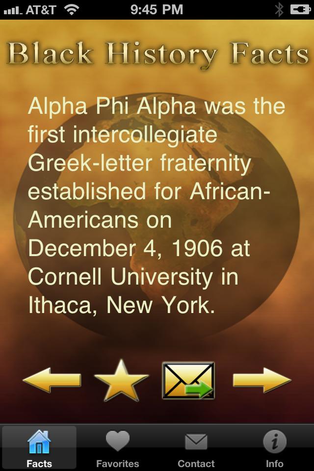 Black History Facts screenshot 2