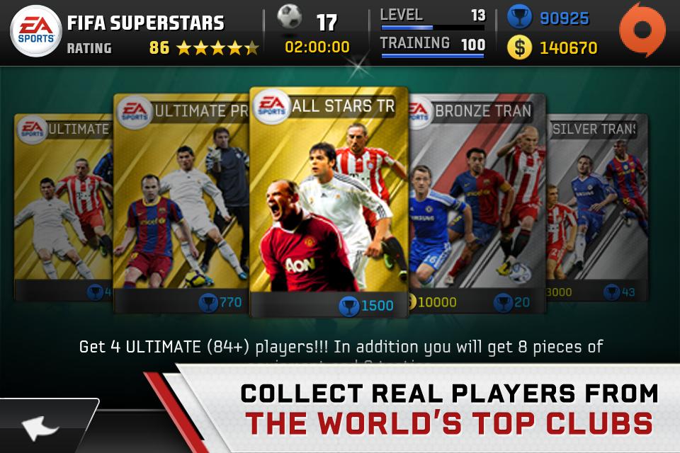 FIFA Superstars screenshot #4