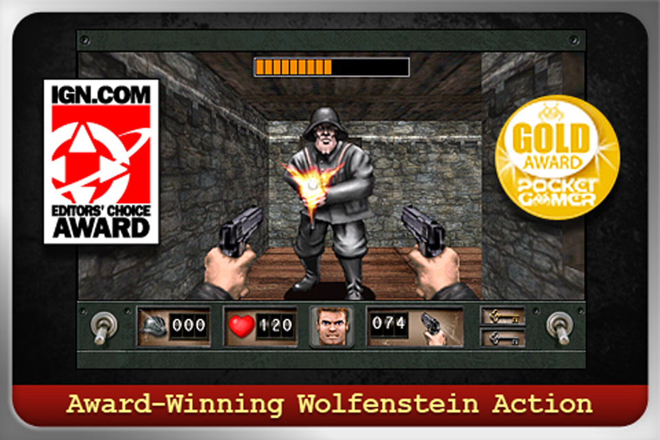 Wolfenstein RPG screenshot #1
