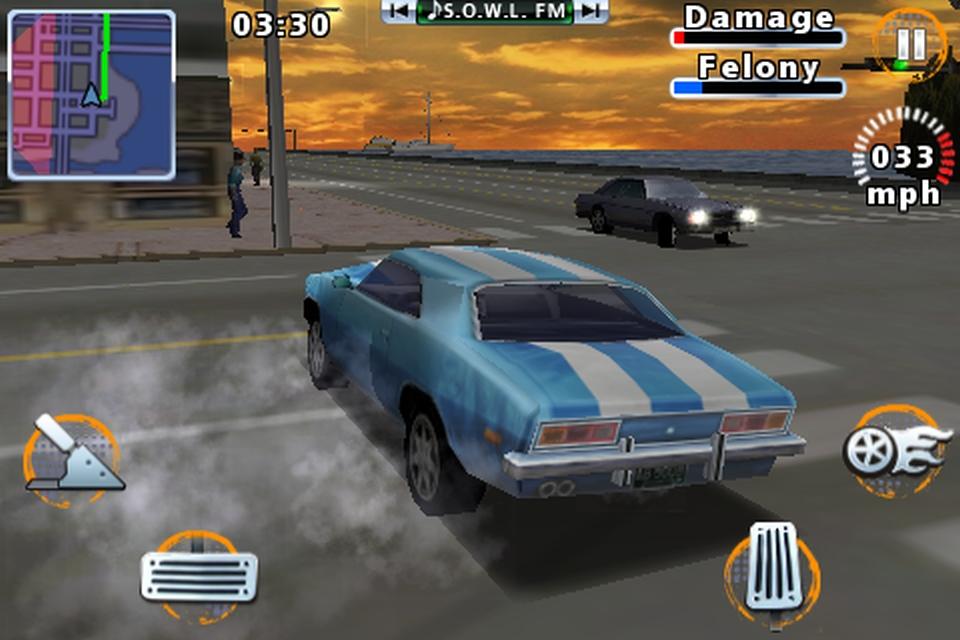 Driver™ - FREE screenshot 1