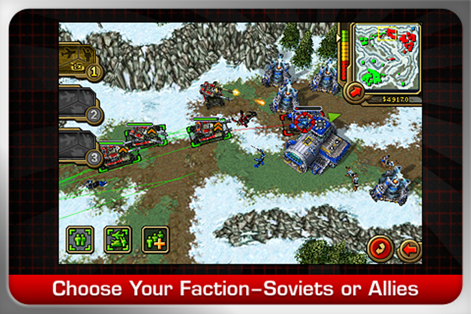 COMMAND & CONQUER™ RED ALERT™ - FREE screenshot #1