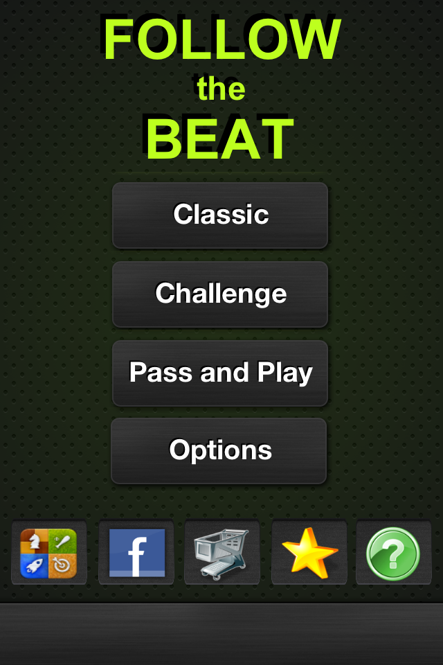 Follow The Beat Screenshot
