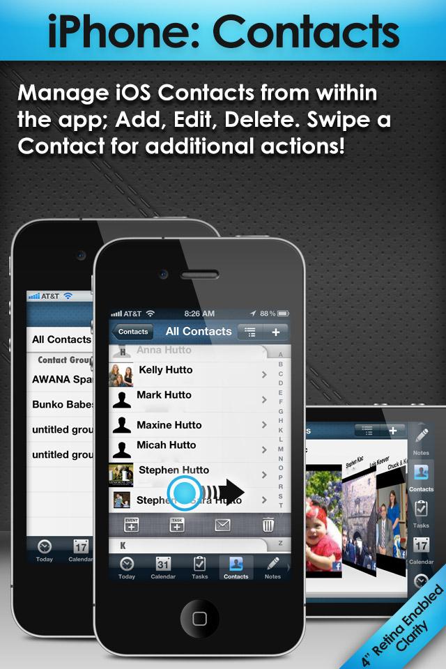 Pocket Informant screenshot 3