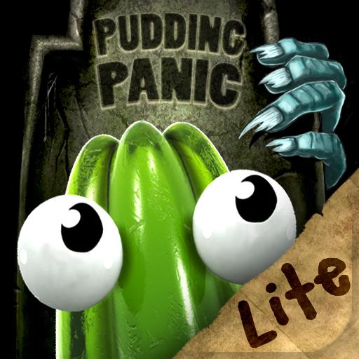 The Great Jitters: Pudding Panic Lite