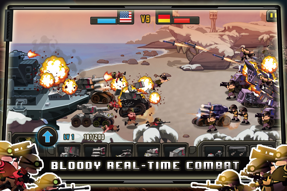 Super Wars screenshot 3