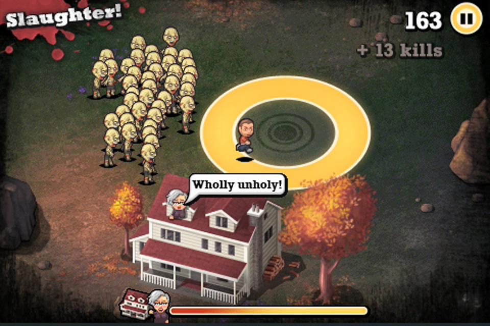 Zombies & Me screenshot #1