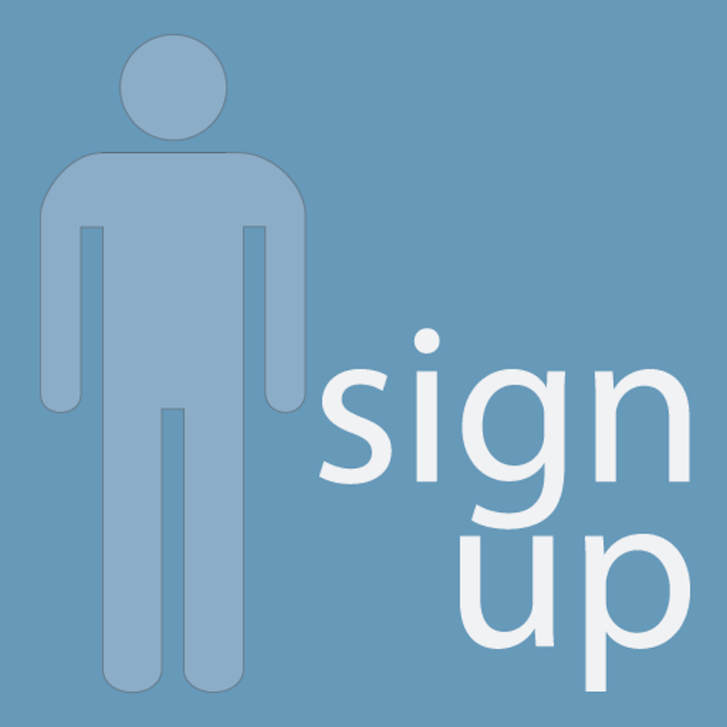 Sign-Up Events