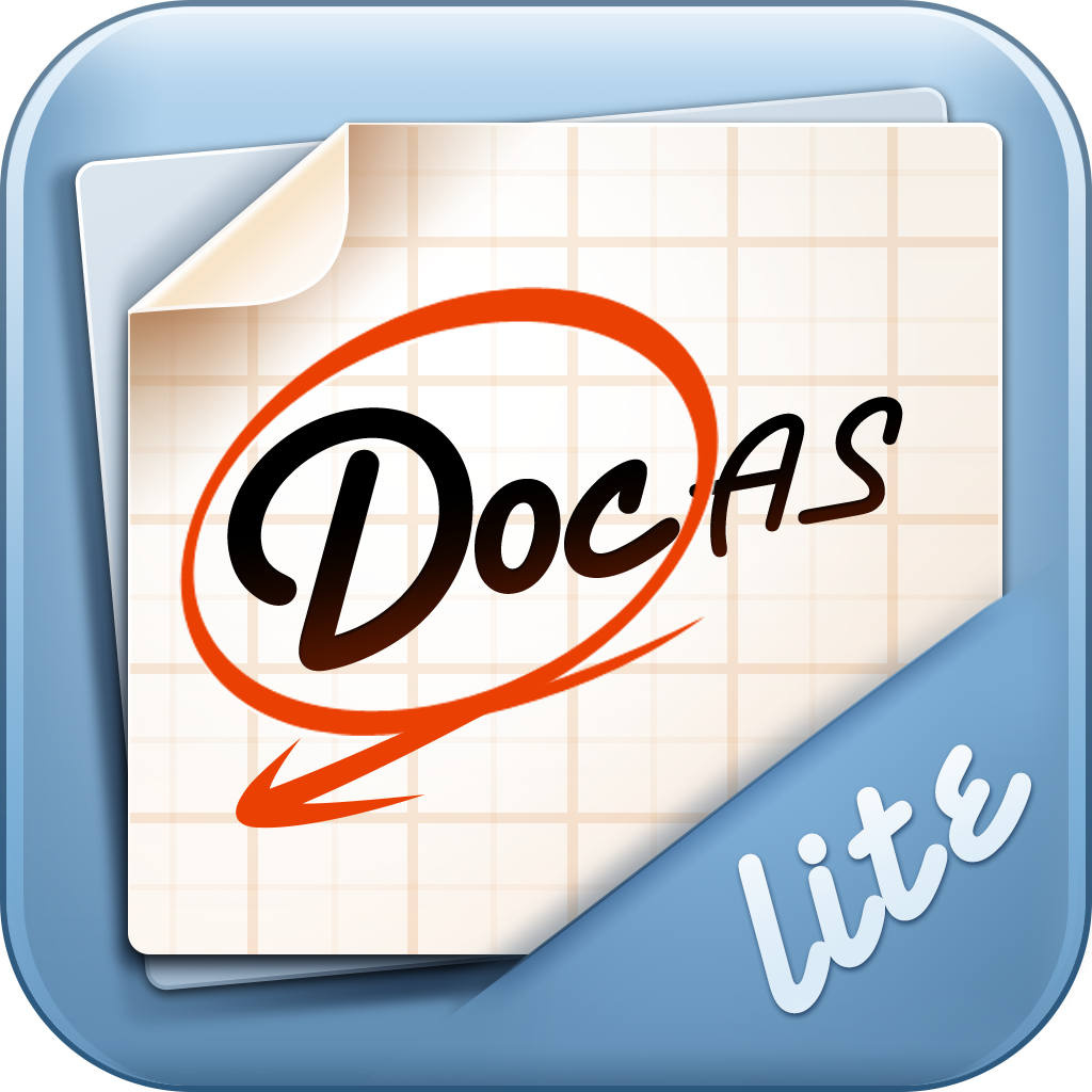 DocAS Lite - Annotate PDFs, Take Notes, Reader and Quick Note