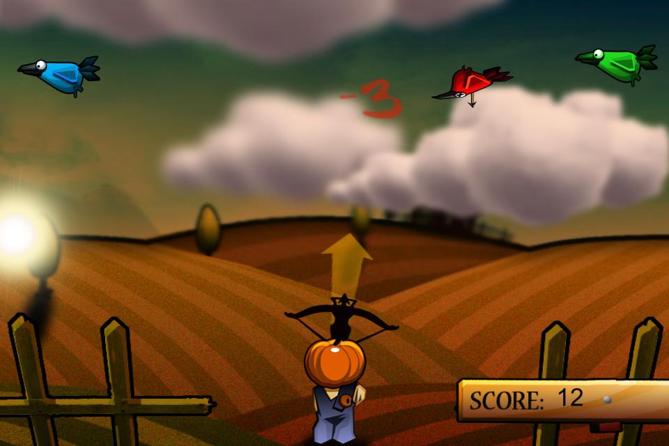 Birds Sniper Screenshot