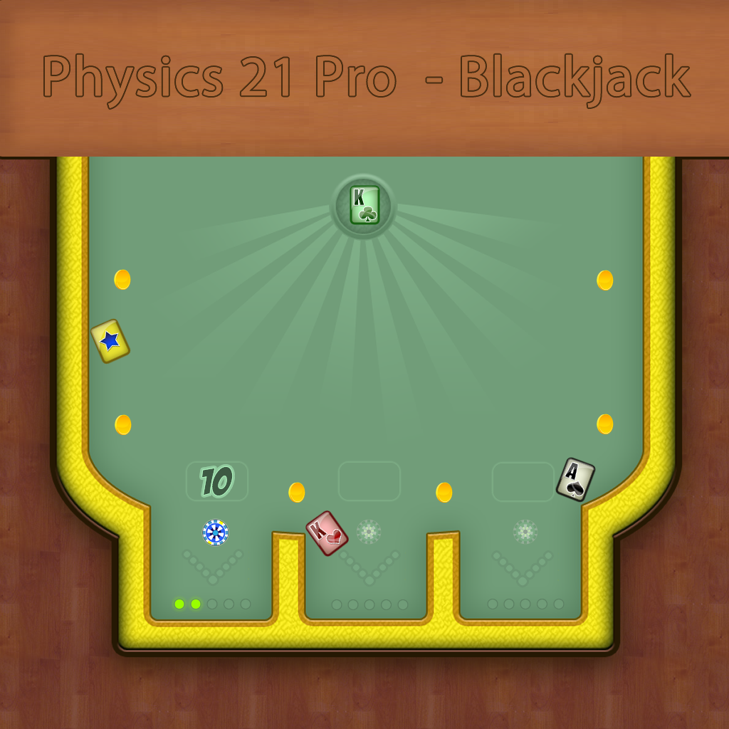 Physics 21 Pro - Blackjack