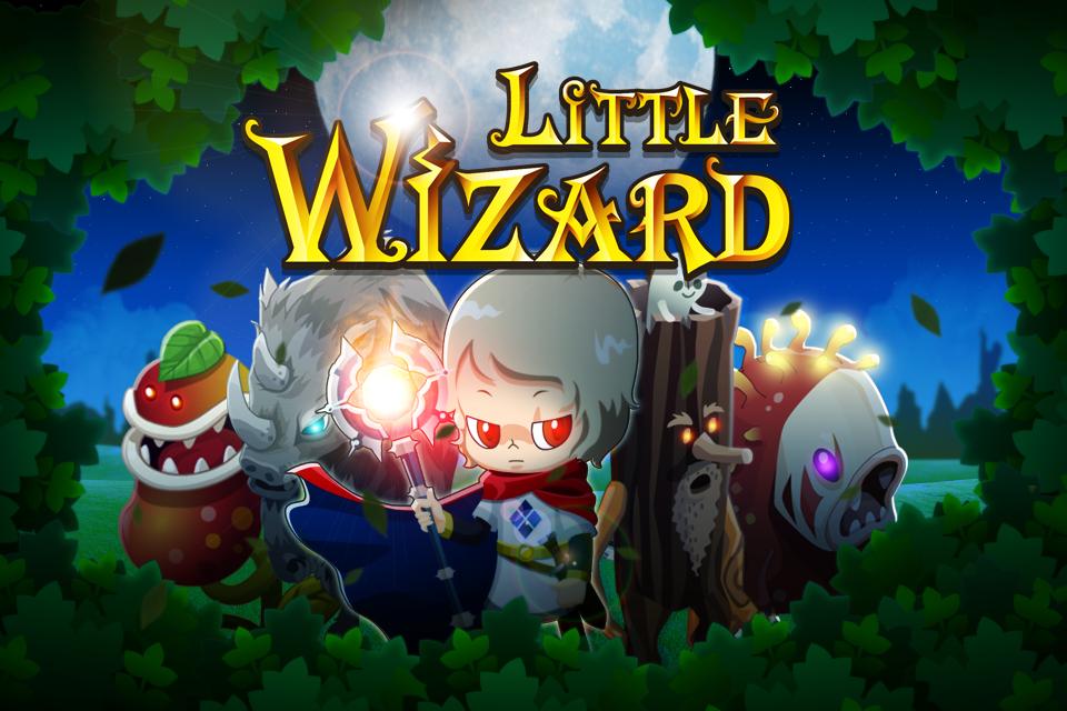 Little Wizard screenshot #1