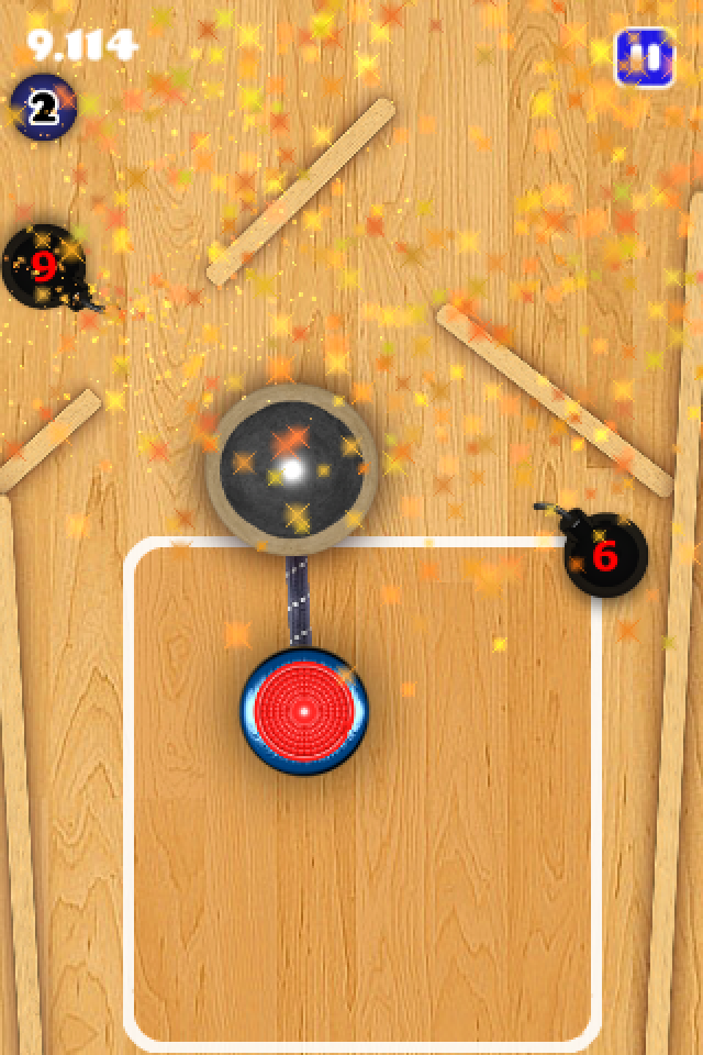 Bungee-Ball Deluxe Screenshot