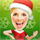 Dressed as Santa and performing funny dances, you can send hilarious holiday video cards