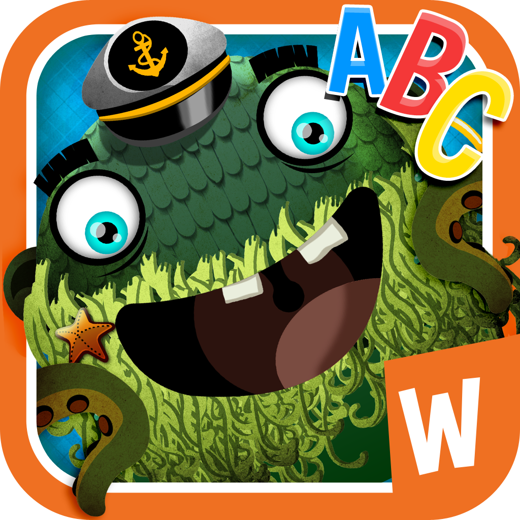 Letter Monster -  a new way for kids to learn the ABC!